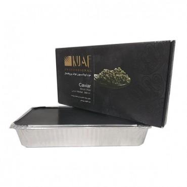 موم اپیلاسیون قالبی مدل خاویار Caviar کواف پروفشنال 500 گرم