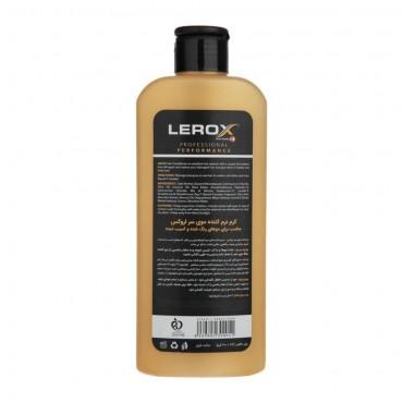 نرم کننده موهای رنگ شده و آسیب دیده لروکس 300 گرم