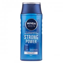 شامپو تقویت کننده مردانه نیوآ مدل Strong Power