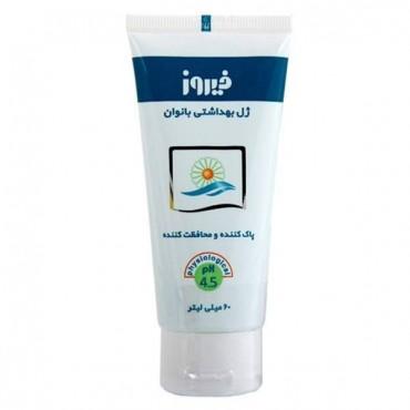 ژل بهداشتی بانوان pH 4.5 فیروز 60 میل