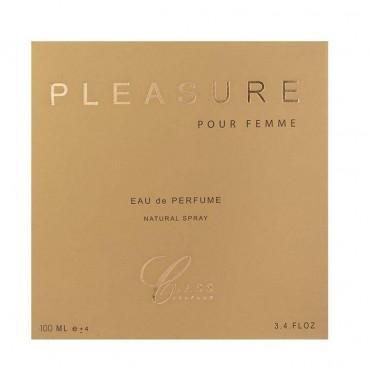 ادوپرفیوم زنانه مدل Pleasure کلاس 100 میل