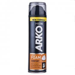 فوم اصلاح آرکو مدل Comfort حجم 200 میلی لیتر