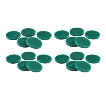 موم وکس سکه ای حاوی جلبک دریایی پادینا 20 عددی