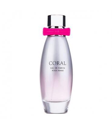 ادو پرفیوم زنانه امپر پرایو مدل Coral Pour Femme