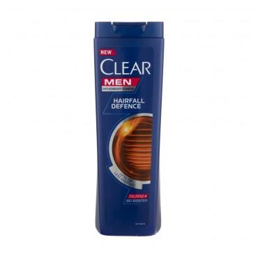 شامپو مردانه ضدشوره تقویت کننده مو مدل Hair Fall Defense کلیر 400 میل