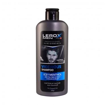 شامپو موی سر آقایان لروکس 300 گرم