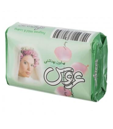 صابون بهداشتی سبز عروس 75 گرمی