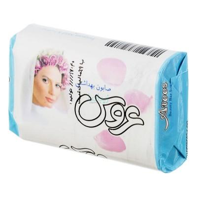 صابون بهداشتی سفید عروس 75 گرمی
