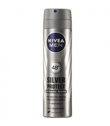 اسپری مردانه silver protect نیوا 150 میل