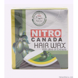 واکس مو چسبی روغن زیتون نیترو 150 گرم