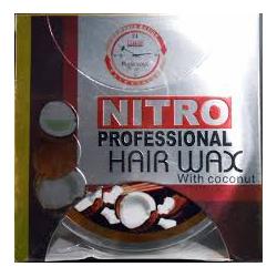 واکس مو چسبی روغن نارگیل نیترو 150 گرم