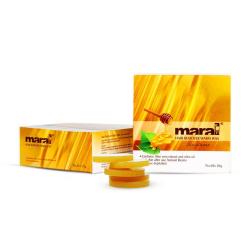 موم وکس سکه ای عصاره عسل مخصوص موهای نرمال مارال 20 عددی