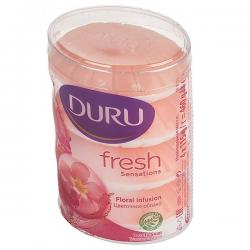 صابون صدفی 4 عددی دورو رایحه گل Floral Fresh