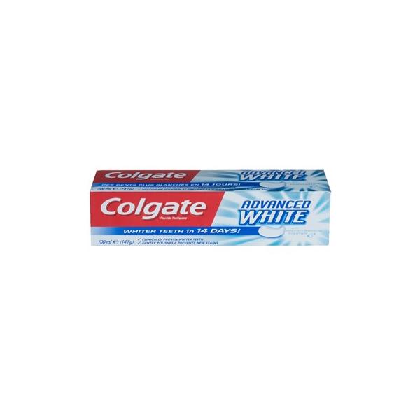 خمیر دندان کلگیت مدل Advanced White