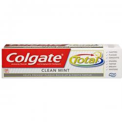 خمیر دندان کلگیت مدل Total Clean Mint