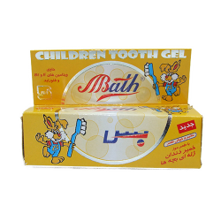 خمیر دندان بچه گانه ژله ای موز بس 80 گرمی