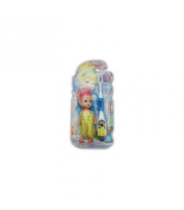 مسواک بچه عروسکی لمسر