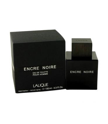 ادو تویلت مردانه لالیک مدل Encre Noire حجم 100ml