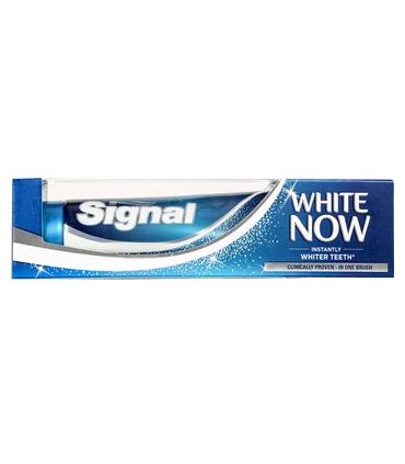 خمیر دندان Ice Cool Mint سری White Now سیگنال