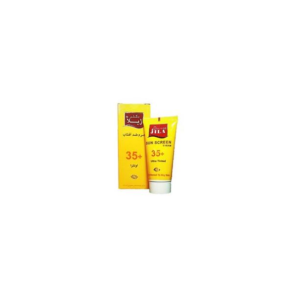 کرم ضد آفتاب بی رنگ SPF95 دکتر ژیلا