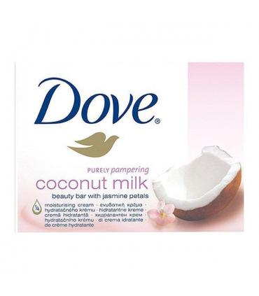 صابون زیبایی شیر نارگیل داو