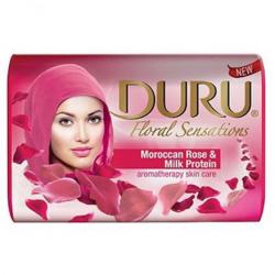 صابون دست و صورت گل رز Moroccan Rose دورو