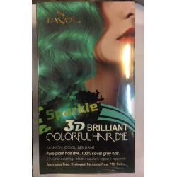 رنگ مو فانتزی 3D تزول