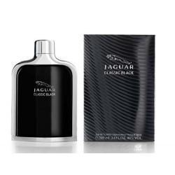 ادوتویلت مردانه Jaguar Classic Black حجم 100ml