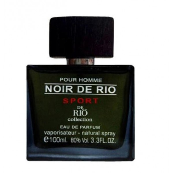 ادو پرفیوم مردانه ریو کالکشن مدل Noir De Rio Sport حجم 100ml