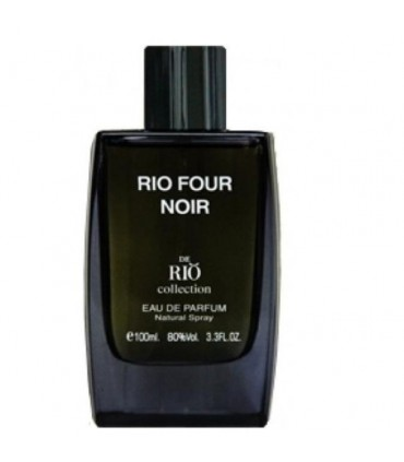 ادو پرفیوم مردانه ریو کالکشن مدل Rio Four Noir حجم 100ml