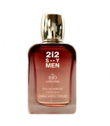 ادو پرفیوم مردانه ریو کالکشن مدل S**Y Men 2i2 حجم 100ml