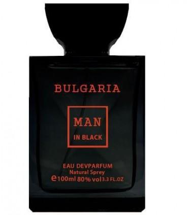 ادو پرفیوم مردانه ریو کالکشن مدل بلگاری من این بلک Bulgaria Man In Black حجم 100ml