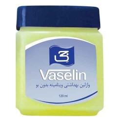 وازلین بهداشتی ویتامینه بدون بو جی 120 میل