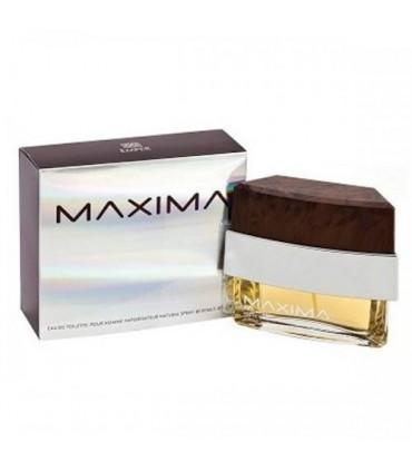 ادو تویلت مردانه امپر مدل MAXIMA POUR HOMME EDT حجم 100ml