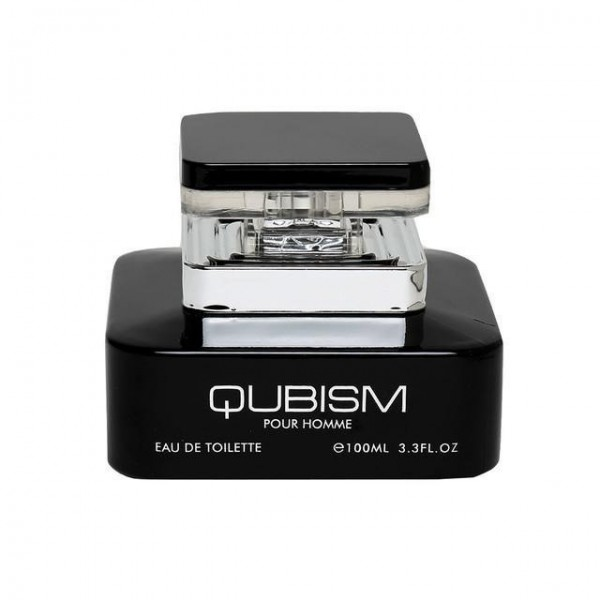 ادو تویلت مردانه امپر مدل Qubism حجم 100ml