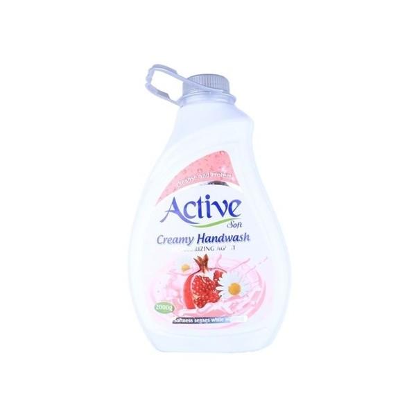 مایع دست کرمی اکتیو