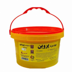موم سرد سطلی پروین 4 کیلوگرمی