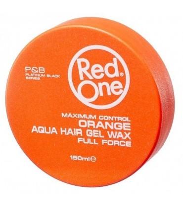ژل واکس مو نارنجی Orange رد وان 150 میل