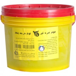 موم سرد سطلی نیر 3700 گرمی