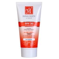 کرم ضد آفتاب SPF30 فاقد رنگ مای