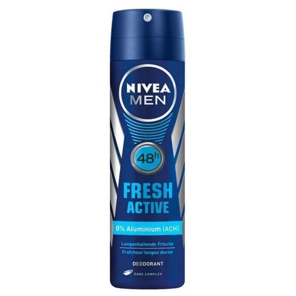 اسپری مردانه فرش اکتیو Fresh Active نیوا