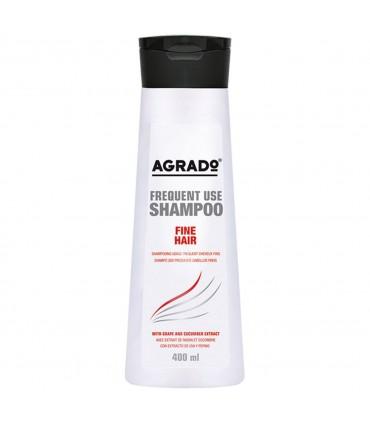 شامپو تقویتی مخصوص موهای نازک آگرادو
