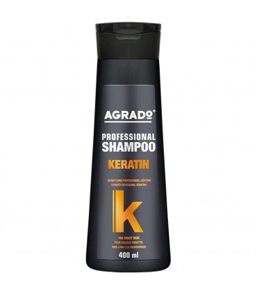 شامپو صاف کننده مو حاوی کراتین آگرادو 400 میل