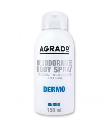 اسپری خوشبو کننده بدن مدل Dermo آگرادو 150 میل