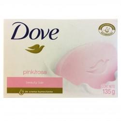 صابون زیبایی Pink/Rose صورتی داو 135 گرمی
