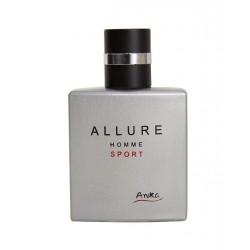 عطر جیبی مردانه مدل Allure Homme Sport آنیکا 25 میل