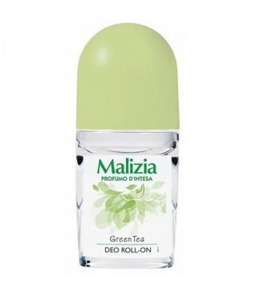 مام رول زنانه مدل Green tea مالیزیا 50 میل