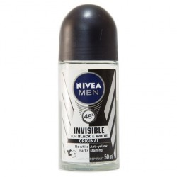 مام رول مردانه Original Invisible for Black & White نیوا 50 میل