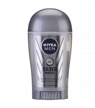 مام استیک مردانه silver protect نیوا 40 میل