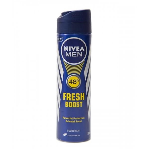 اسپری مردانه فرش پاور بوست Fresh Power Boost نیوا